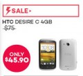 Lazada: HTC Desire C 4Gb For Only SGD 45.90