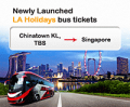 Easibook: Newly Launch La Holidays Bus Tickets