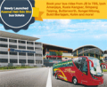 Easibook: Newly Launch Azamat Hati Bus Tickets