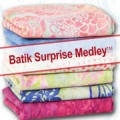 Keepsake Quilting: 50% Off Fat Quarter Batik Surprise Medley
