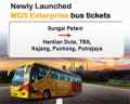 Easibook: Newly Launch MQS Enterprise Bus Tickets