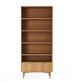 Brosa: $700 Off Mia Wide Bookcase