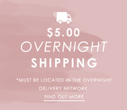 Freez: $5 Overnight Shipping