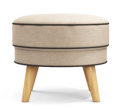 Brosa: Cooper Ottoman Only $249