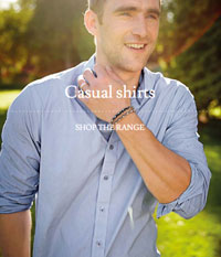 Charles Tyrwhitt: Casual Shirts 4  For $199