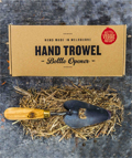 Hunting For George: Hand Trowel With Bottle Opener For $60