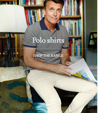 Charles Tyrwhitt: 2 For $89 Or Less Polo Shirts