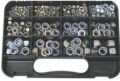4WD Parts: 195-piece Metric Self-Locking Nuts Assortment M4 To M14
