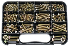 4WD Parts: 236-piece Metric Nuts And Bolts Assortment