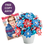 Edible Blooms: Australian Women's Weekly Bloom For $99 + Free Gift Card