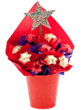 Edible Blooms: You're A Star For $45  + Free Gift Card