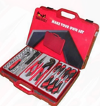4WD Parts: Teng Tools - 30 Piece Socket Screwdriver Pliers Kit W/ Carry Case
