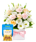 Easy Flowers: Gillian With Deal $90 + Free Cookies