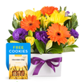 Easy Flowers: Summer With Deal $90 + Free Cookies