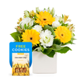 Easy Flowers: Tabitha Flower $75 + Free Cookies