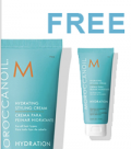 Alive Skin + Hair: FREE Moroccanoil Hydrating Styling Cream 75ml
