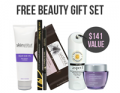 Alive Skin + Hair: FREE BEAUTY GIFT SET $141 Value
