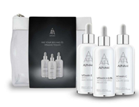 Alive Skin + Hair: $111.9 Off Alpha-H Supersize Vitamin Trio