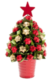Edible Blooms: Medium Traditional Christmas Tree For $89  + Free Gift Card