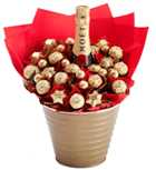 Edible Blooms: Luxury Moet Bloom For $175  + Free Gift Card