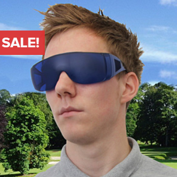 Latest Buy: Golf Ball Finder Glasses Just For $14.95