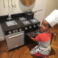 Hipkids: 18% Off Espresso Gourmet Toy Kitchen