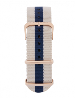 "Kapten & Son: Nylon Strap ""Roadtrip"""