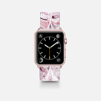 Casetify: Apple Watch Berry Frosting Art Deco Pattern Band Just $52