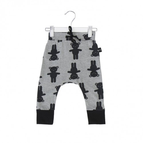Baby Dino: 50% Off Bear Hug Drop Crotch Pants