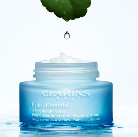 Clarins: $72 For Hydra-Essentiel