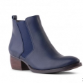 Siren Shoes: 58% Off Lulu - Navy Calf
