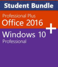 Funvs: WINDOWS 10 PRO + OFFICE 2016 PRO  Just $29.99
