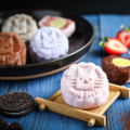 Cat & The Fiddle: Mooncakes For S$68.8