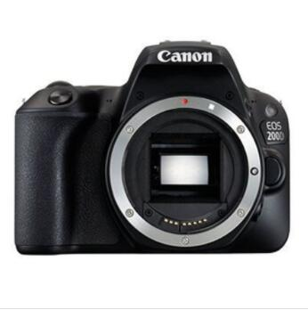 DWI: Canon EOS 200D Just Sale A$589